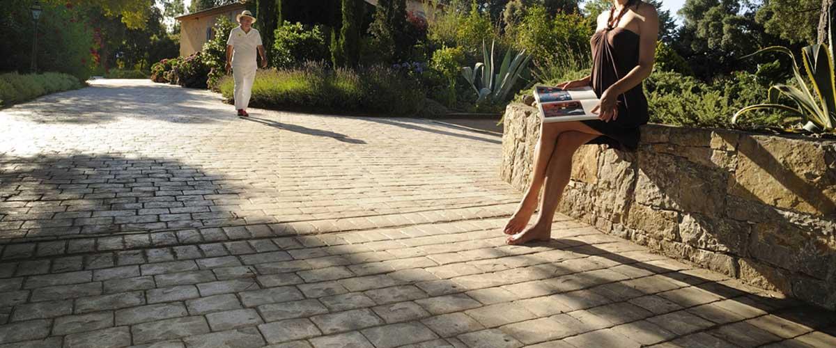 Pavimentare giardino senza cemento uk92 regardsdefemmes - Pavimentazione da esterno ...